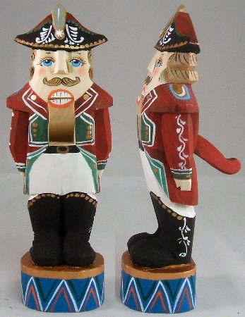 Russian Nutcrackers