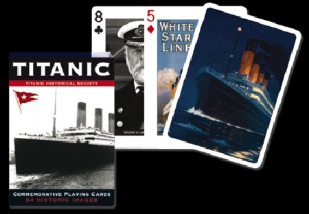 PINNACLE PEAK Commemorative Titanic Playing Cards Deck at Sears.com