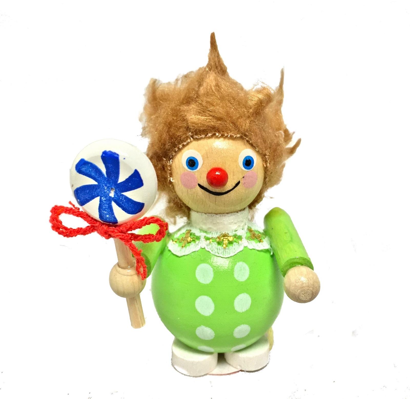 Steinbach wood ornaments steinbach boy with lollipop german wooden christmas ornament m4hsunfo