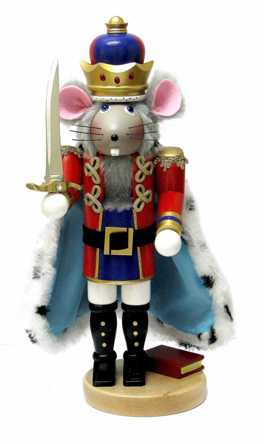 Steinbach The Mouse King Nutcracker Ballet German Wood Christmas ...