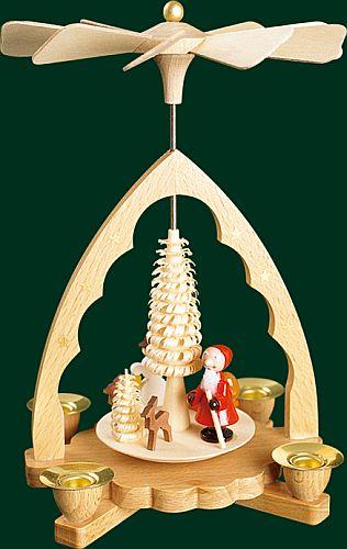 German Christmas Pyramid Parts
